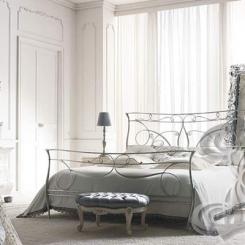 Кованая кровать КК_53