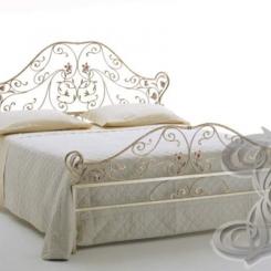 Кованая кровать КК_54