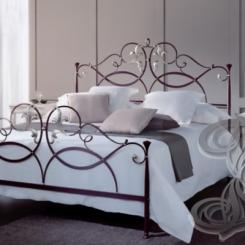 Кованая кровать КК_55