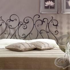Кованая кровать КК_63