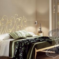 Кованая кровать КК_64