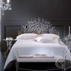 Кованая кровать КК_68