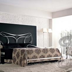 Кованая кровать КК_71