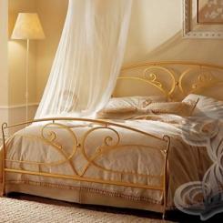 Кованая кровать КК_72