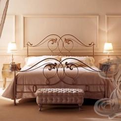 Кованая кровать КК_74