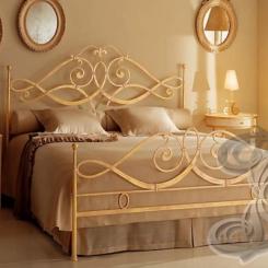 Кованая кровать КК_80