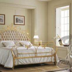 Кованая кровать КК_81