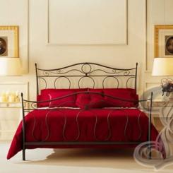 Кованая кровать КК_82