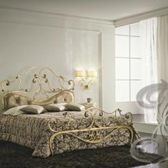 Кованая кровать КК_90