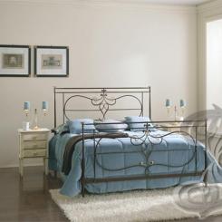 Кованая кровать КК_93
