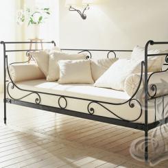 Кованая кровать КК_97