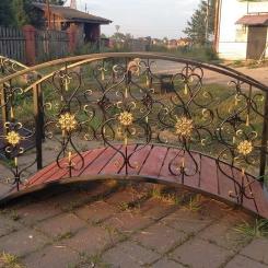Кованые мостики_39