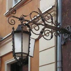 Кованый фонарь КФ_11