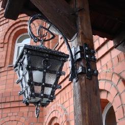Кованый фонарь КФ_6