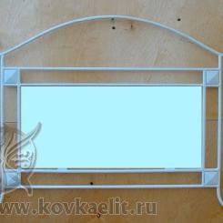 Кованое зеркало КЗ_27