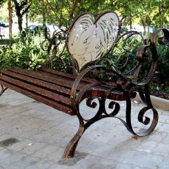 Кованые скамейки КС_32