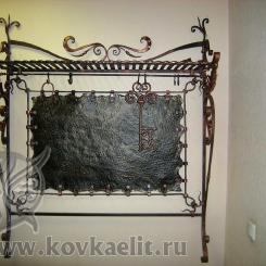Кованая вешалка КВ_10