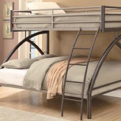 Кованая кровать LOFT_16