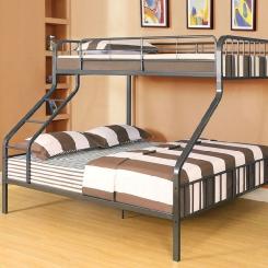 Кованая кровать LOFT_17