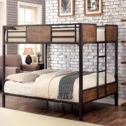 Кованая кровать LOFT_24