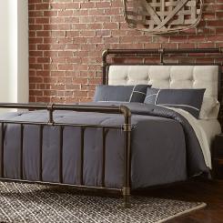 Кованая кровать LOFT_1