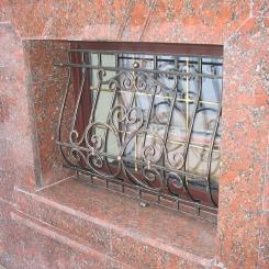 Кованые решетки на окна КР_130