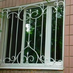 Кованые решетки на окна КР_43