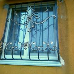 Кованые решетки на окна КР_45
