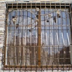Кованые решетки на окна КР_88